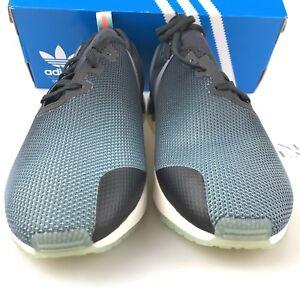 fe65299287b33 adidas ZX Flux ADV Asymmetrical Men s Shoes S79055 Size 9 ...