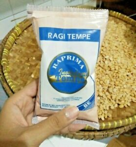 Tempeh Starter Yeast Ragi Inokulum Powder How To Make Homemade Tempe 85gr 3oz 804035257930 Ebay