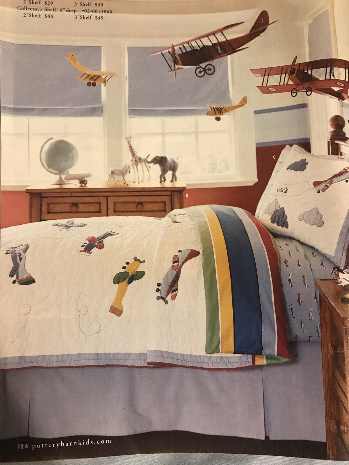 Pottery Barn Kids Quilt Butterflies And 2 Shams For Sale Online Ebay