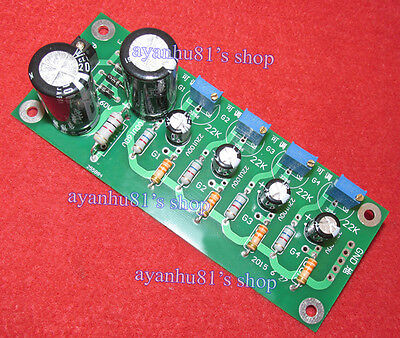 Electron Tube Amp Negative Grid Bias Power Supply Adjustable 4 channel for PP SE