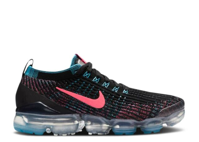 black blue and pink vapormax