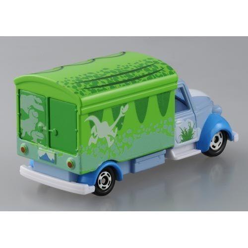 TAKARA TOMY TOMICA DISNEY CARTOON THE GOOD Dinosaur car ds84046