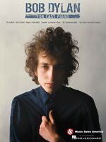 Bob Dylan For Easy Piano Sheet Music Book 014041363
