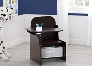 Groovy Details About Delta Children Chair Desk Combo With Storage Bin For Preschool Kids And Toddlers Dailytribune Chair Design For Home Dailytribuneorg