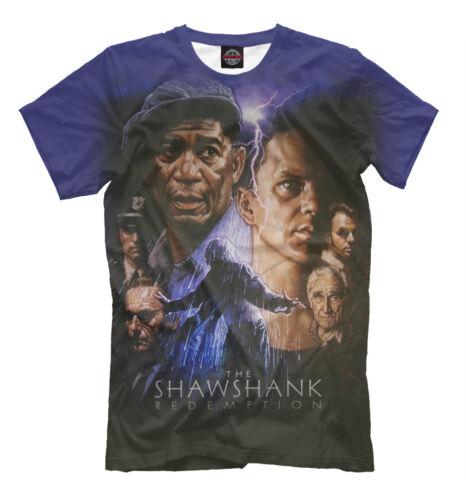 The Shawshank Redemption t-shirt Microfiber tee great movie