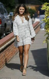 Zara Paisley Mini Dress REF 2315 647