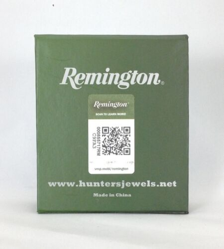 REMINGTON Stainless Steel Key Chain Key Ring Gun Accessories Jewelry