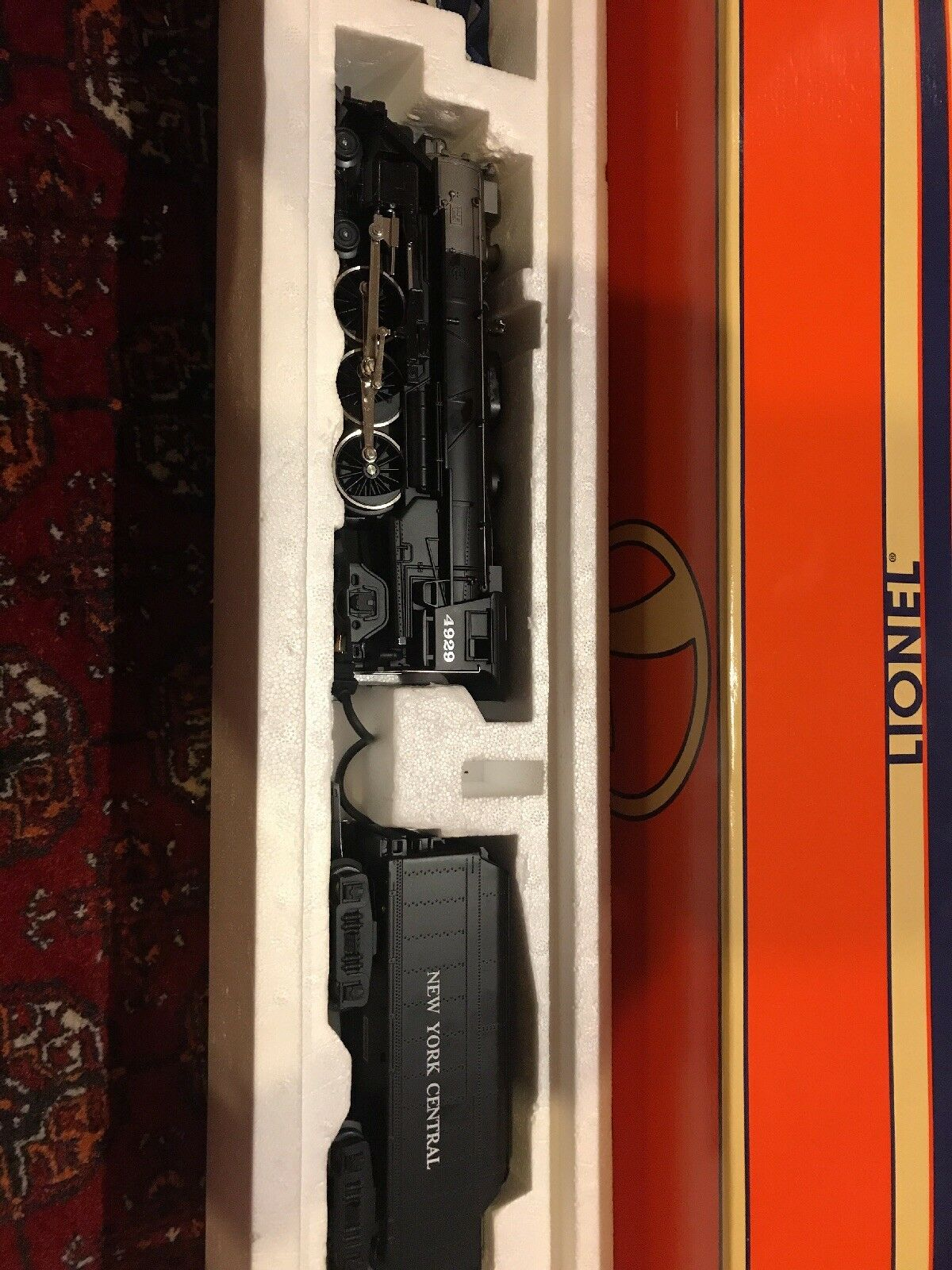 Lionel 4929 New York Central