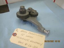 Atlas Craftsman 12 Lathe Reverse Tumbler Assembly L6 21a