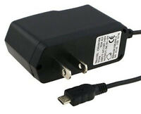 Replacement Wall Charger For Garmin Nuvi 1390 Lmt Deluxe With Micro Usb Plug In