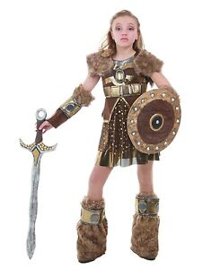 Viking girl costume how to train your dragon astrid 5 6 7 8 9 10 12 image is loading viking girl costume how to train your dragon ccuart Image collections