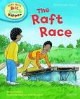 Oxford Reading Tree Read with Biff, Chip, and Kipper: First Stories: Level 4: The Raft Race by Roderick Hunt (Hardback, 2011)