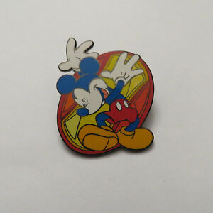 Disney-DLR-Mystery-Pin-17-Mickey-Mouse-Dancing-Pin
