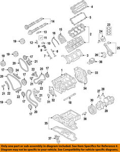 audi oem 11 15 q7 engine timing chain guide 079109470 ebayimage is loading audi oem 11 15 q7 engine timing chain