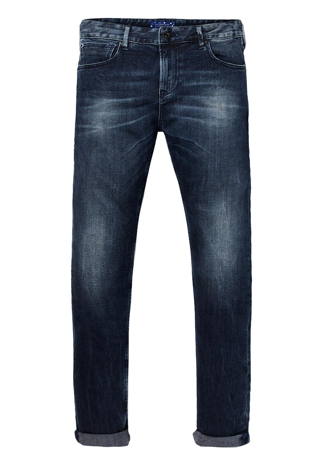 Scotch & Soda Men's Jeans Tye 133357 Completely Lost 2355 Dark bluee