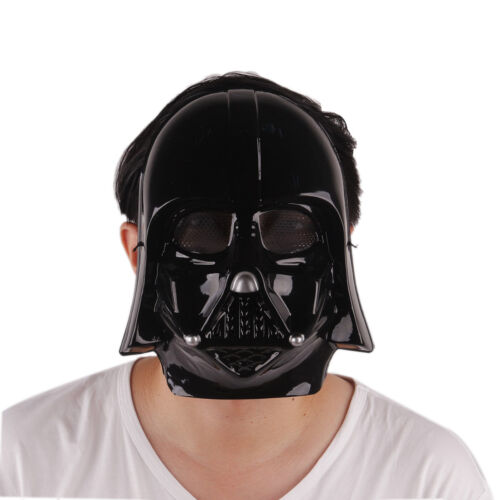 Star Wars Black White Mask Halloween Cosplay Costume Stormtrooper Masks