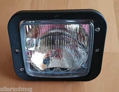 Lampe MB Trac 800,900,1000,1100,1300,1400,1500 Scheinwerfer