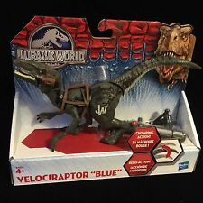 Jurassic Park World Velociraptor 'Blue' Dinosaur Action Figure New Hasbro Toy