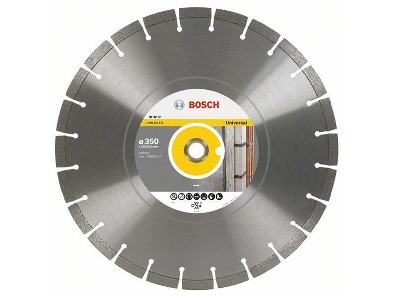 Bosch Diamanttrennscheibe Expert for Universal | Verwendet in der Haltbarkeit  | Einzigartig  | Mangelware