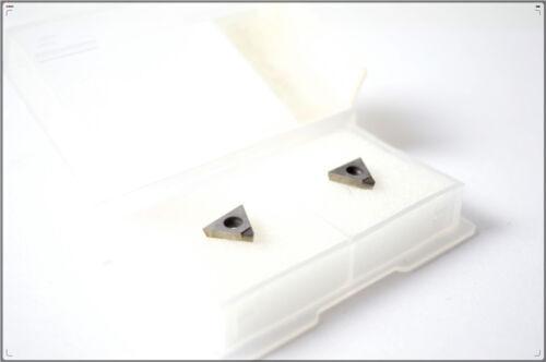 (PCD)TCGT110204 PCD INSERTS CNC for Aluminum Polycrystalline diamond tools 2pcs
