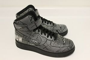 best sneakers 47682 a3c58 Image is loading NIKE-AIR-FORCE-1-MENS-HI-ECO-ID-