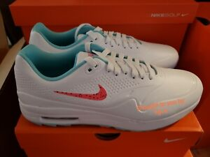 Nike Air Max New Hot Punch Golf Shoes Sz 9 Very Limited Sold Out Everywhere Ebay