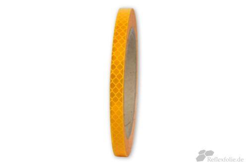 lfm.x10mm 3M™ Engineer Grade Reflexband 3430 RA1 Reflexfolie reflektierend gelb