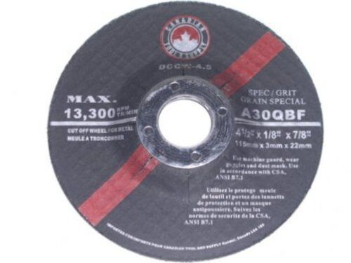 "Type-42 box of 50 5/"" x 1//8-Inch Depressed Centre Cut Off Wheel for Steel"