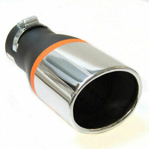 Exhaust Tip Trim Pipe Tail Muffler Sport For Vauxhall Opel Corsa Astra Vectra
