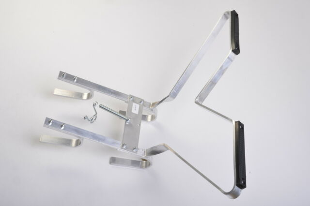 "ALUMINIUM LADDER STAND OFF  ""V""  SHAPE  DIRECT FROM MANUFACTURE"
