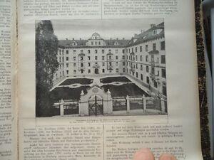 1898 Munich Ludwig Banlieue Urbaine Pensionnat-t Städtisches Pensionat Fr-fr Afficher Le Titre D'origine