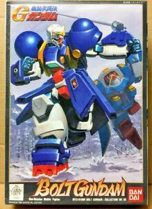Bandai Gundam Mobile Fighter 1 144 Neo Russia Gundam Bolt Model Kit Ebay