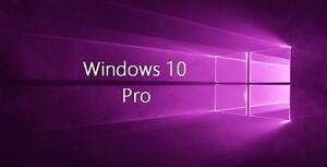 Windows-10-Edition-Professionnel-Cle-d-039-activation-32-64bits