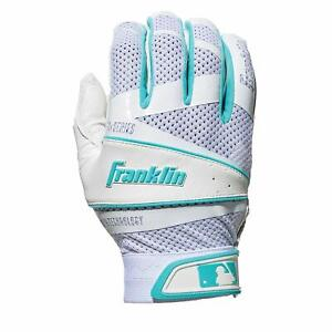 Franklin Sports Fast Pitch Freeflex XT Series Batting Gloves Womens Medium BIN E