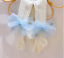 miniatuur 17 - Baby Girls Kids Lace Tutu Flower Bows Elsa Party Costume Tights Newborn Toddler