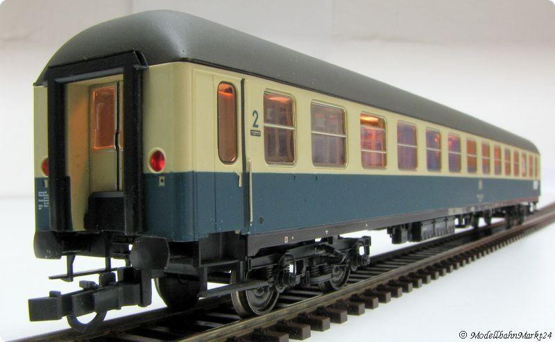 ADE DB Compartimento Auto 2.classee 40 023-2 Illuminata KK Epoch IV