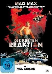Mad-Max-Stand-Pate-Die-Kettenreaktion-Pelicula-de-Culto-1980-Mel-Gibson-DVD