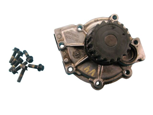 Engine Coolant Water Pump 4 Cyl 5 Cyl OEM Volvo V40 S40 00 ...