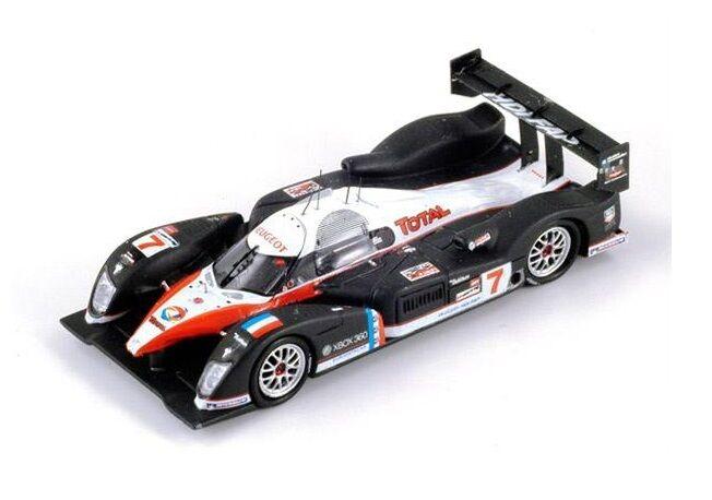 Peugeot 908 HDI FAP Minassian-Villeneuve  Le Le Le Mans  2007 (Spark 1 87   87S012) e504db