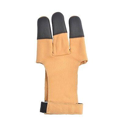 Bearpaw Glove Schießhandschuh für Bogen Bogensport aus Leder