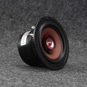 4-034-Zoll-Full-Range-4Ohm-15-25W-HIFI-Lautsprecher-Woofer-Subwoofer-Bass