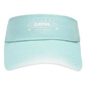 Hot-Tuna-Visor-Ladies-Aqua-White