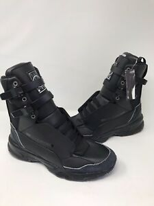 02e3dad1405 New w  Box! Mens Puma McQ Tech Runner MID 361487 02 - Black Y6