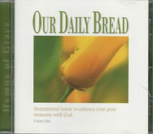 Music-CD-Our-Daily-Bread-Volume-9