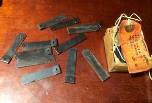 LEE-Enfield-No4-amp-No-5-Auxilary-spring-in-magazine-new-original-you-get-1spring