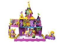 SEHR GUT: Famosa 700011512 -Pinypon Palast, 3 Figuren - Puppenhaus, viel Zubehör