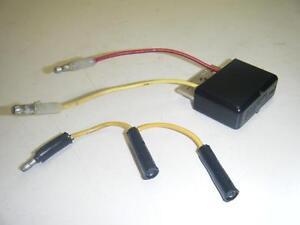 92-93-POLARIS-Sl-750-650-Electrique-Boite-Allumage-Voltage-Regulateur-Redresseur