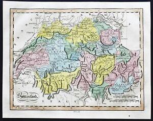 Details about 1815 Switzerland Map Canton Geneva Zurich Basil Fribourg on europe map, montreux switzerland map, rhine river map, austria map, madrid spain map, zermatt village map, edinburgh scotland map, zurich google map, basel switzerland map, bern switzerland map, zurich language, geneva map, zurich world map, switzerland on a map, seoul korea map, barcelona map, pfaffikon switzerland map, brugg switzerland map, paris switzerland map, france map,