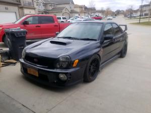 2002 Subaru WRX Safetied