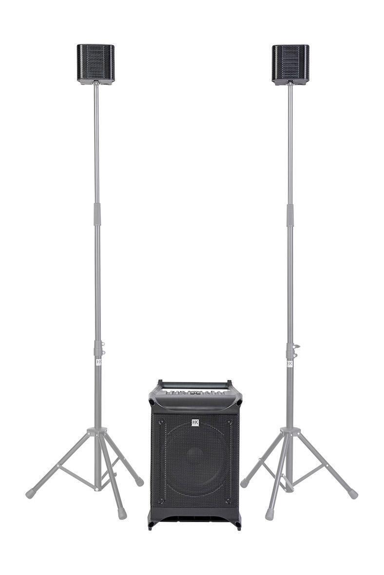 qualità autentica DJ PA HK LUCAS NANO 602 sistema attivo impianto compatto compatto compatto 460 Watt Subwoofer 10   migliore vendita